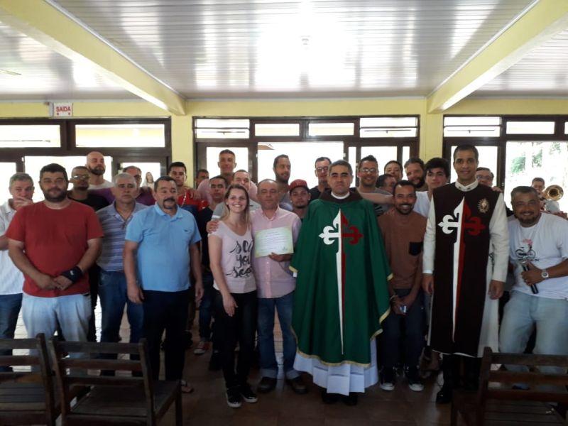Santa Missa na Fazenda da Esperança