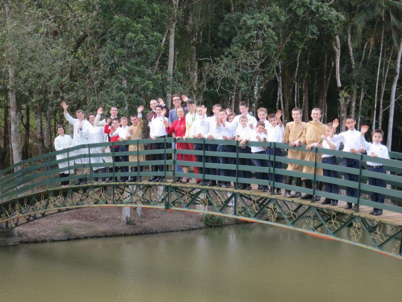 A educação ambiental no Colégio Arautos do Evangelho